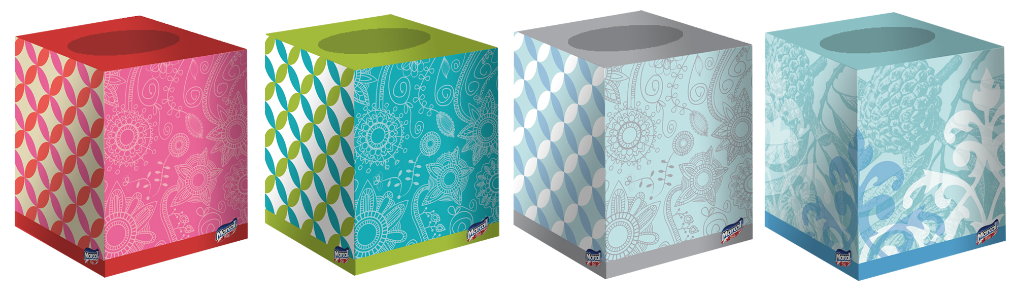 Tissue Box Design Exploration | Arena Design