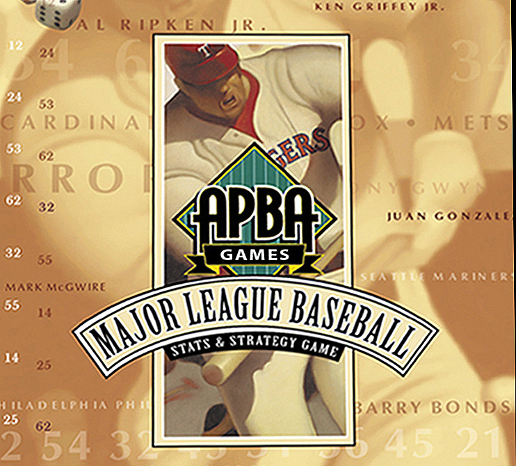 APBA Games Packaging Design