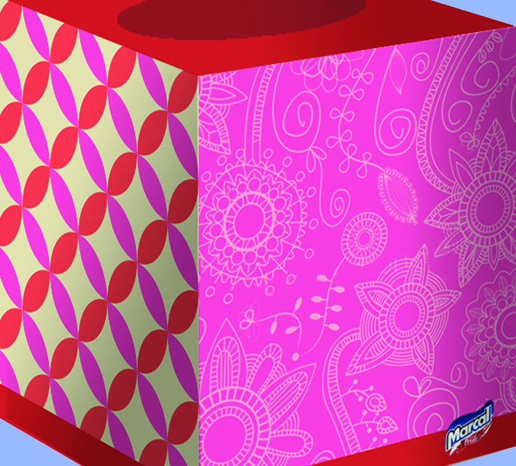 Tissue Box Design Exploration