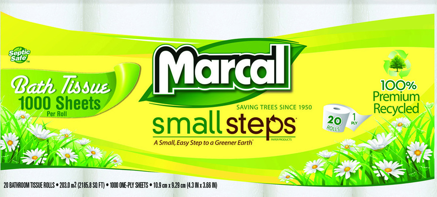 Marcal Small Steps Packaging concepts
