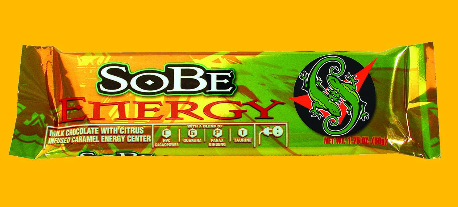 Sobe Energy Bars